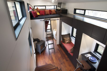 Ideas para una casa de 40 metros cuadrados